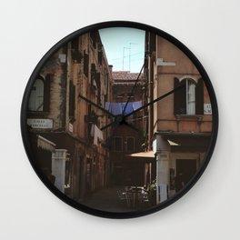 Calle Marcello Wall Clock