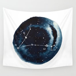 Pisces Zodiac Constellation Wall Tapestry