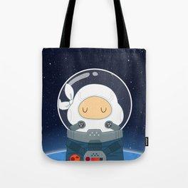 Space Ninja Tote Bag