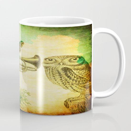 Music of birds Mug