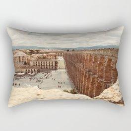 Segovia, Spain Rectangular Pillow