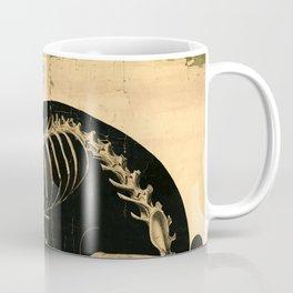 Squelette de lapin Coffee Mug