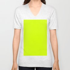 Yellooow Unisex V-Neck
