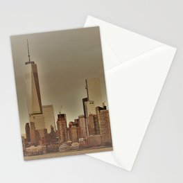 New York Harbor Stationery Cards
