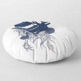 Hunter Floor Pillow