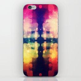 Bokeh Prism  iPhone Skin