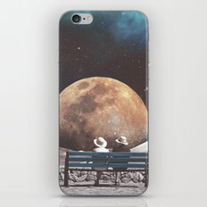 Park Bench iPhone & iPod Skin