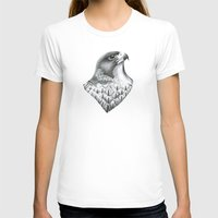 falcon T-shirts featuring Falcon by lints