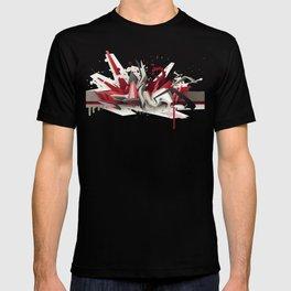 Red Metal T-shirt