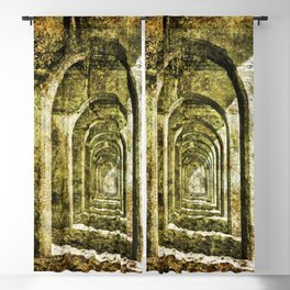 Ancient Arches Blackout Curtain