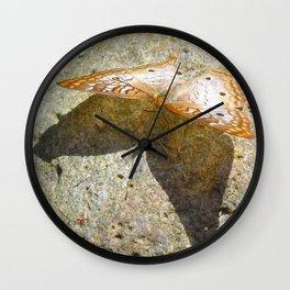 Me & My Shadow Wall Clock