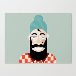Paul Bunyan Canvas Print