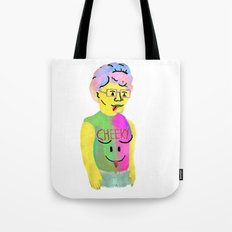 cheeky Peggy from King of the Hill Tote Bag
