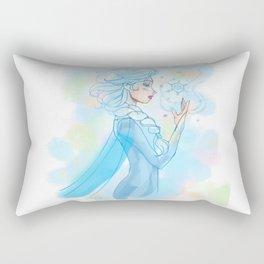 Let it Go Let it Snow Rectangular Pillow