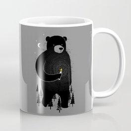 Lost in the wood Coffee Mug