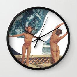 Silver Surfer Intermission Wall Clock