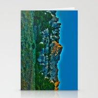 utah Stationery Cards featuring Utah Boulders by ErickSDesign