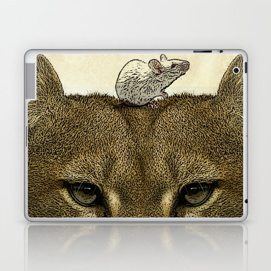 tom and jerry Laptop & iPad Skin