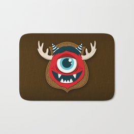 Monster Trophy  Bath Mat