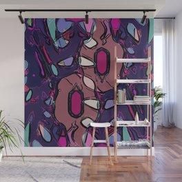 All That Is Jazzy Wall Mural