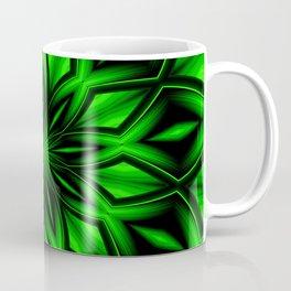Mandala Green 6 Coffee Mug
