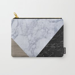 MARBLE REMIX Carry-All Pouch