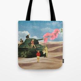 Love Not War Tote Bag