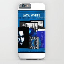 JACK WHITE IYENG 4 iPhone Case