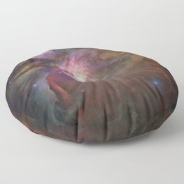 NEBULAS OF THE UNIVESE Floor Pillow