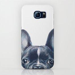French Bull dog Dog illustration original painting print iPhone Case