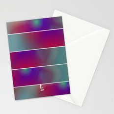 Innerspace (Five Panels Series) Stationery Cards