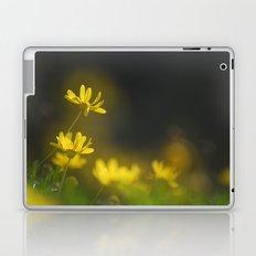 broken petal Laptop & iPad Skin
