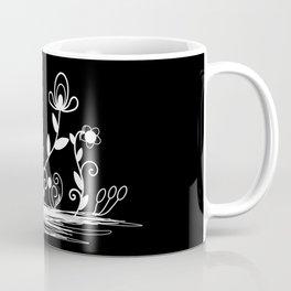 Floral (inverted) Coffee Mug