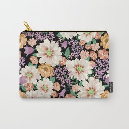 FLOWERS X Carry-All Pouch