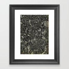 - dynamo - Framed Art Print