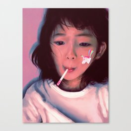 OMG Canvas Print