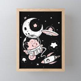 Cosmic Origins Framed Mini Art Print