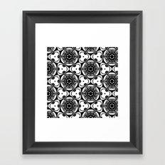 Revo Framed Art Print