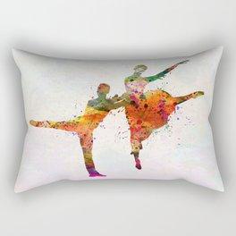 dancing queen Rectangular Pillow