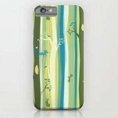 Woodland Stripe iPhone 6s Slim Case