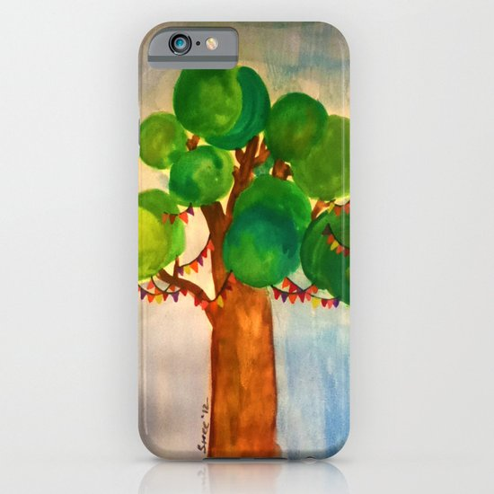 Watercolour: Celebrate iPhone & iPod Case
