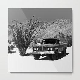 JeepJ300 Metal Print