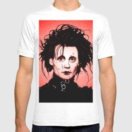 Edward Scissorhands - Pop Art T-shirt