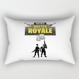 Fortnite victory royale Rectangular Pillow