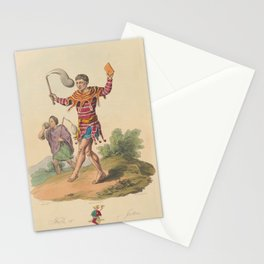 Kramer Peter  ArtClowns and jesters in nineteenthcentury printsAdditional Premieres illustrees Stationery Cards