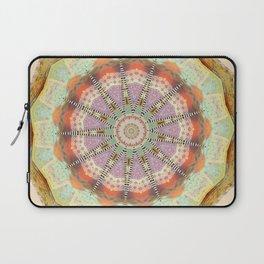 Bohemian Spirit Peace Mandala Laptop Sleeve