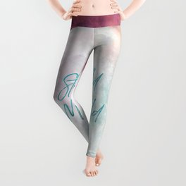 Stay Wild Moon Child Leggings