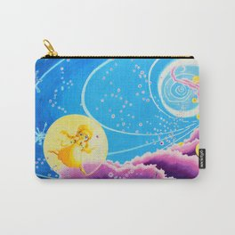 Tree Angel Carry-All Pouch