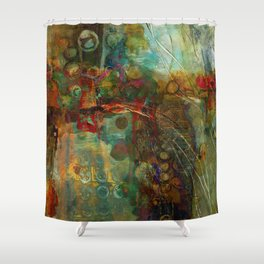 Fall to Winter Shower Curtain
