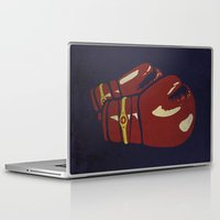 boxing Laptop & iPad Skins featuring Power Boxing by Lucas Scialabba :: Palitosci